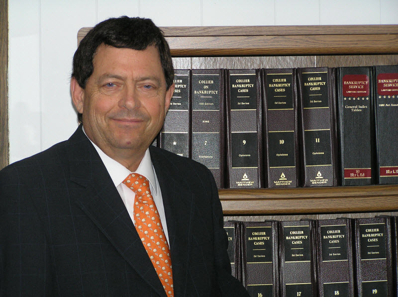 Attorney Robert Denton | Saginaw Bankruptcy Attorney