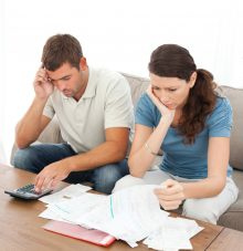 Couple in Debt | Attorney Robert Denton | Saginaw Bankruptcy Attorney