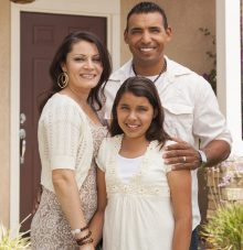 relieved family | Attorney Robert Denton | Saginaw Bankruptcy Attorney